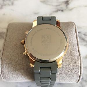 New York & Company Accessories - NEW YORK & COMPANY Women's Watch Grey/Gold